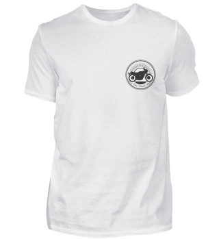 Vintage Motorrad T-Shirt Männer Geschenk