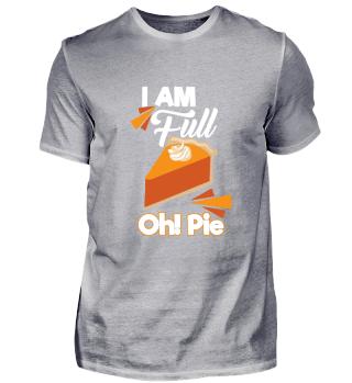 Pumpkin Pie Thanksgiving Pie