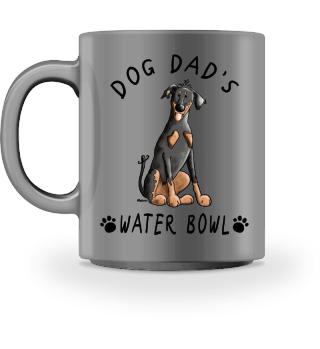 Doberman Dog Dad's Bowl I Mug