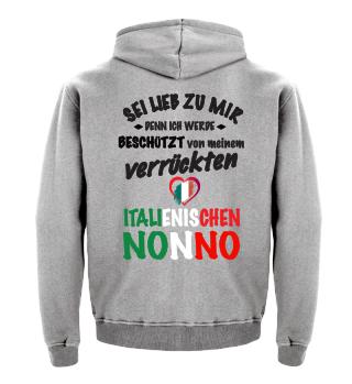 Verrückten italienischen NONNO