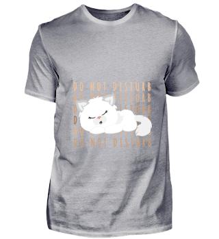 Cat Do Not Disturb - Gift Idea