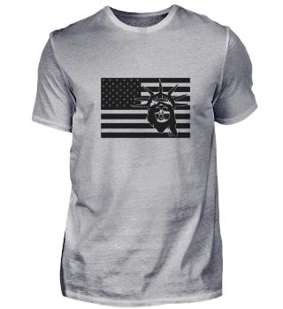 AMERICAN STATUE OF LIBERTY (b)