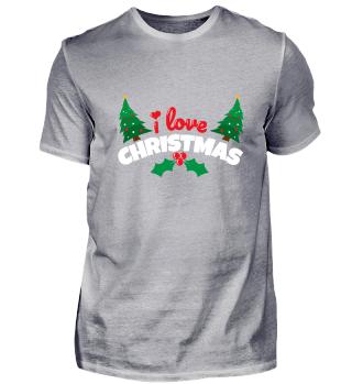Christmas I love Christmas - Gift Idea