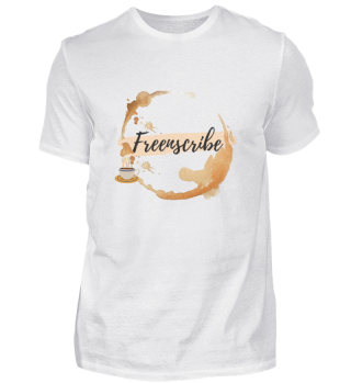 Freenscribe coffee stain