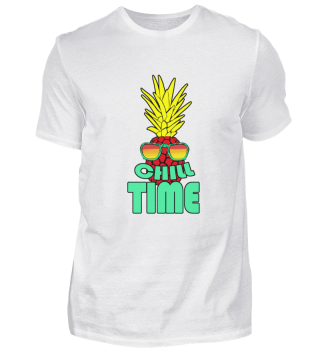 Chill Time Sommer Shirt