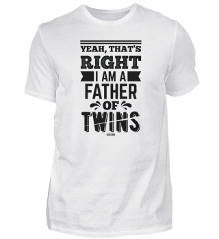 Father of twins
