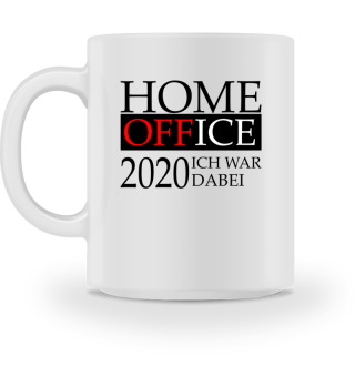 Home Office 2020 Ich war dabei