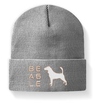 Beagle Winter Mütze