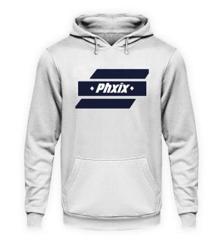 Phxix ➖ Hoodie I Herren - Weiß