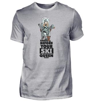 Kneel Before Your Ski Queen