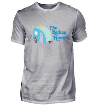 Herren T-Shirt für Camper