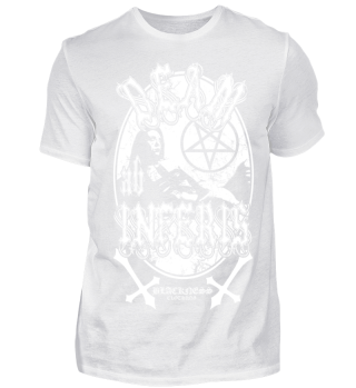 DEAM AB INFERIS by BLACKNESS CLOTHING