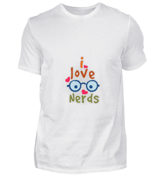 D001-0009B I Love Nerds / Freaks, Inform