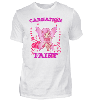 Fee carnation magic fairy tale girl gift