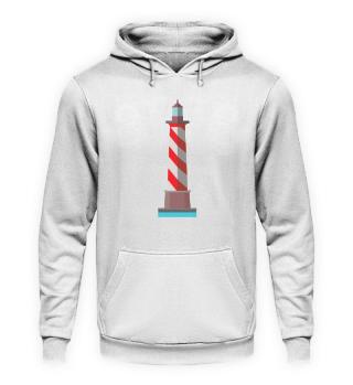 Leuchtturm Norddeutsch · Hoodie