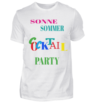 Sommer Sonne Party