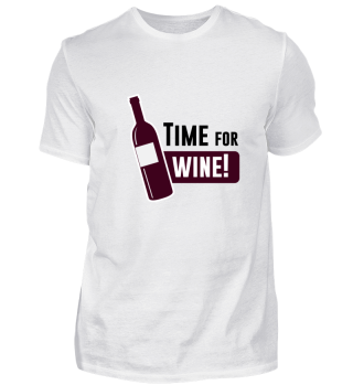 Time for wine!