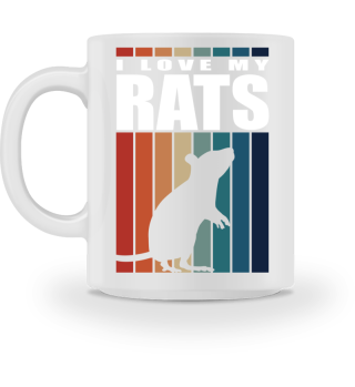 Rats | Vintage & Retro Eighties