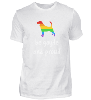 LGBT CSD Pride be-gay-le and proud