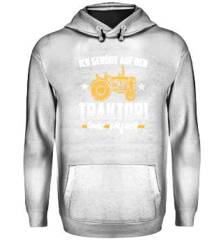 Landwirt · Traktor · Ganz einfach