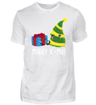 Marry X-Mas Heiratsantrag Weihnachten