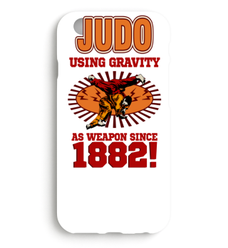 Judo Gravity as Weapon Gift Idea