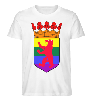 Berlin Bear LGBT+ Mens T-Shirt