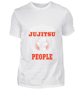 I Only Care About Jujitsu And Maybe Thre