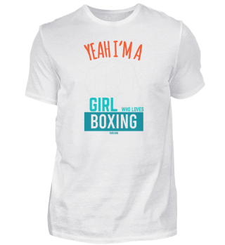 Boxing Girl Punch Knock Out Gift
