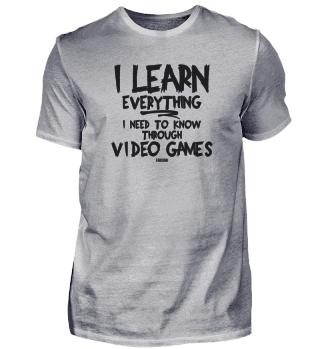Learning School Gamer Video Game