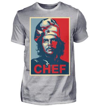 Chef Ramirez Herren T-Shirt Kurzarm