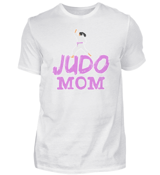 Judo Mom Mother Gift Fighter