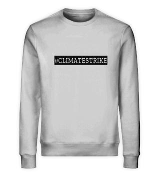 #CLIMATESTRIKE-Organic Sweatshirt