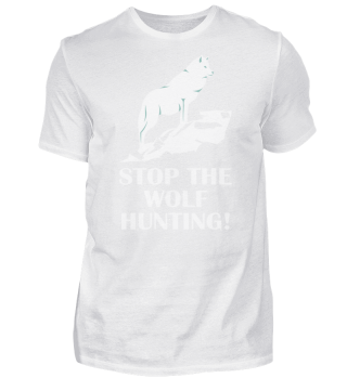 stop the wolf hunting
