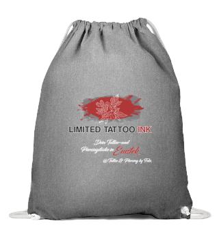 Limited Tattoo Ink Gym-Bag