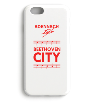 handy hülle beethoven city