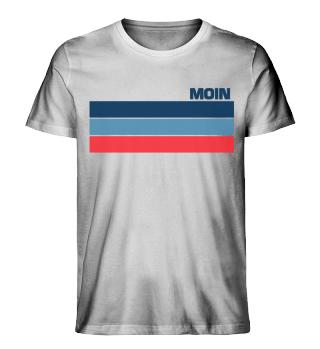 Moin maritim - Herren Bio Shirt