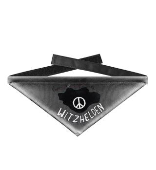 Witzhelden Peace Hundehalsband