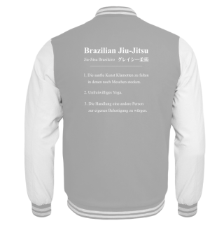 Brazilian Jiu-Jitsu Definition