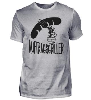 Grill Shirt • BBQ King • Geschenk