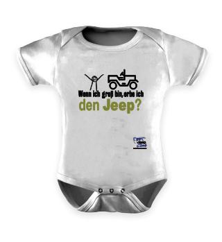 JCD Strampler JeepKids 2