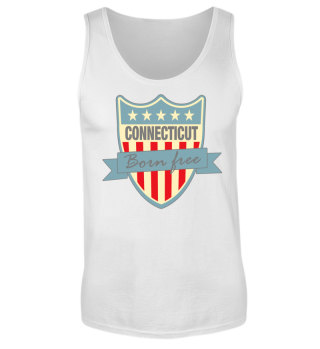 Herren Tank Top Connecticut Ramirez