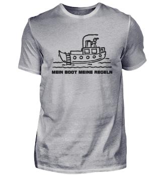 Kapitän - Mein Boot Meine Regeln