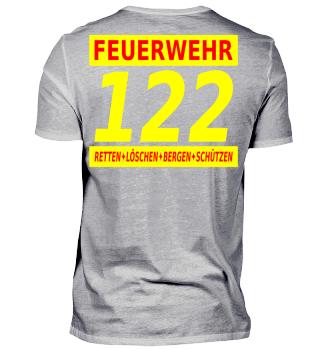 122 Feuerwehr Österreich