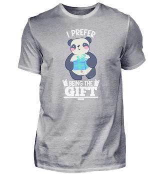 Panda birthday bamboo panda