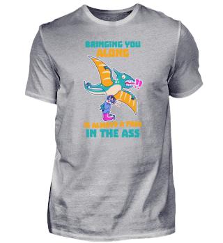 Flugsaurier Dinosaurier Liebe