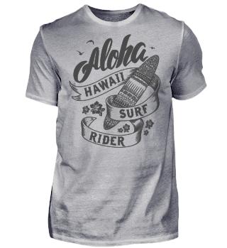 Herren Kurzarm T-Shirt Aloha Ramirez