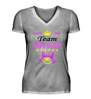 JGA T-Shirt: Team Bride