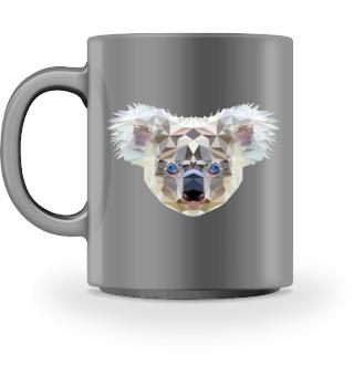 Koala Bear Polygon