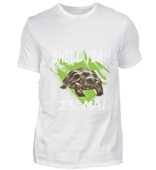 shell yeah turtle mai 23 day